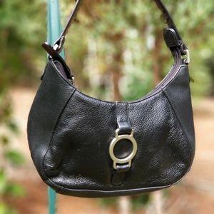 Mossimo handbag, genuine leather